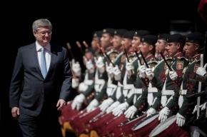 Канада ввела санкции в отношении официальных лиц России и Крыма