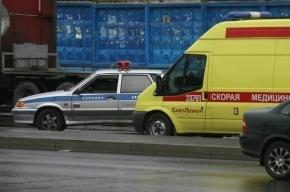 Иномарка сбила двух школьниц на Рижском проспекте