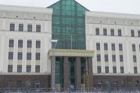 В Петербурге новый Горсуд отравлен аммиаком
