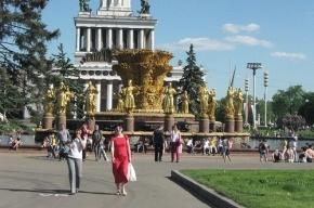 В Москве побит третий подряд температурный рекорд марта