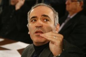 Гарри Каспаров получил гражданство Хорватии