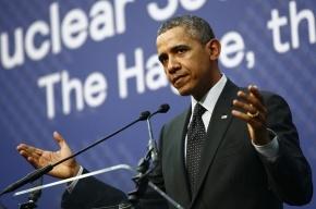 Обама считает действия России в Крыму признаком слабости