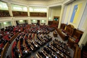 В Раде зарегистрирован законопроект о разрыве дипотношений с Россией