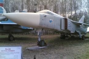 На Украине разбился бомбардировщик