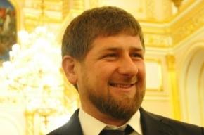 Кадыров изъявил желание возглавить черный список ЕС