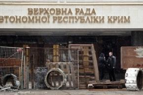 Премьер Крыма попросил Путина помочь в обеспечении мира и переподчинил себе силовиков