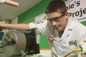 13-летний британец построил ядерный реактор в школе