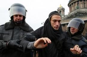 На Павленского завели уголовное дело за «Майдан» в Петербурге