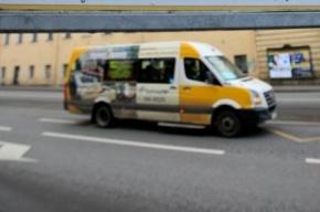 В Петербурге мигрант возил пассажиров на угнанной маршрутке