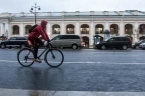 Полосы для велосипедистов появятся на российских дорогах