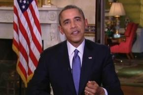 Обама ввел новые санкции против российских чиновников