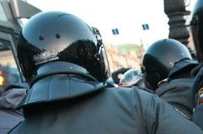 В центре Киева вооруженные люди захватили отделение Укрбизнесбанка