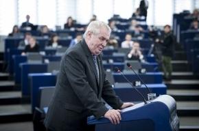 Парламент Чехии не поддержал введение санкций ЕС против России