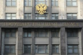 Все фракции Госдумы поддержали референдум в Крыму
