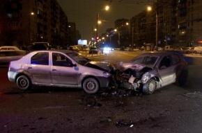 В Ленобласти в ДТП с иномарками погиб один из водителей