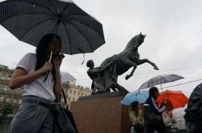 Петербург назвали самым пасмурным городом России