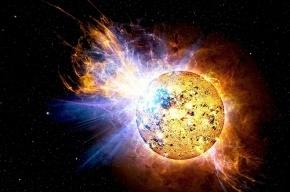 В Прибайкалье получены снимки звезды, взорвавшейся 12 млрд лет назад