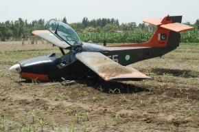 В Удмуртии в результате крушения легкого самолета погибли два человека