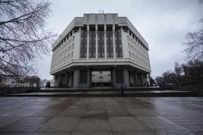 В Крыму запретили партию «Свобода» и «Правый сектор»