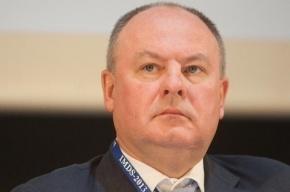Вице-губернатор Петербурга Голиков ушел в отставку