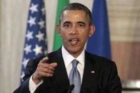 Обама призвал Россию убрать войска от украинской границы