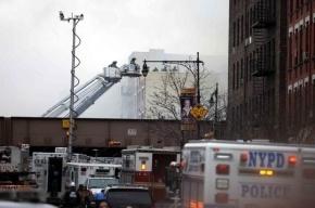 Число погибших при взрыве в Нью-Йорке возросло до четырех человек