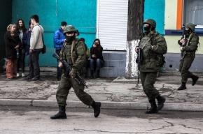 На съемочную группу Associated Press в Симферополе напали неизвестные