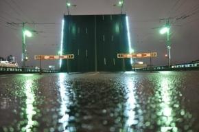 Три моста разведут в Петербурге в ночь на 18 марта