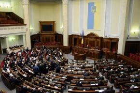 Украина отказалась признать договор о присоединении Крыма к РФ