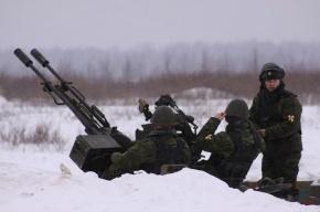 Российская армия наращивает интенсивность учений на границе с Украиной