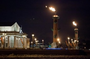 В Петербурге стартовала Эстафета Паралимпийского огня