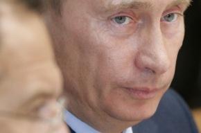 Путин: Россия пока воздержится от ответных санкций