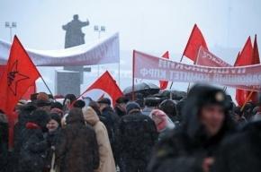 В Петербурге в воскресенье пройдет пикет «социальной солидарности»