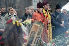 Число погибших в ходе беспорядков на Украине достигло 100 человек