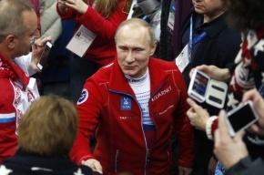 Путин выступил против легионеров и иностранных тренеров в российских клубах