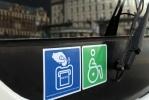 Фоторепортаж: «В  Петербурге начали работу троллейбусы с автоматами по продаже билетов »