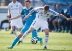 «Зенит» обыграл «Волгу» со счетом 2:0 26 апреля 2014 : Фоторепортаж