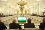 Совместное заседание Госсовета и Совета по нацпроектам и демографической политике: Фоторепортаж