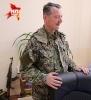 Фоторепортаж: «СМИ: Глава самообороны Донецкой Народной Республики – военный реконструктор »