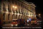 В Академии художеств 10 апреля произошел пожар: Фоторепортаж