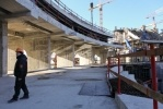 Фоторепортаж: «Стадион на Крестовском, весна 2014»