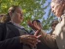 Фоторепортаж: «Сторонники федерализации, Луганск»