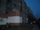 Фоторепортаж: «Житель Новосибирска поджег свою семью после ссоры»
