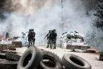 Фоторепортаж: «Операция в Славянске»
