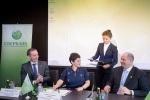 Северо-Западный банк Сбербанка России и «Александр Недвижимость» заключили соглашение о сотрудничестве.: Фоторепортаж