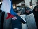 Пророссийский митинг в Донецке 6-7 апреля 2014 года : Фоторепортаж