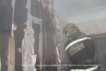 На улице Марата в центре Петербурга загорелась коммунальная квартира : Фоторепортаж