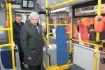 Фоторепортаж: «Олимпийские автобусы выйдут на петербургские маршруты »