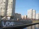 На Васильевском острове прославляют партию Кличко : Фоторепортаж
