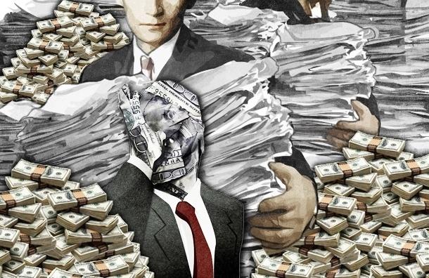 Василий Кичеджи - самый богатый из петербургских чиновников